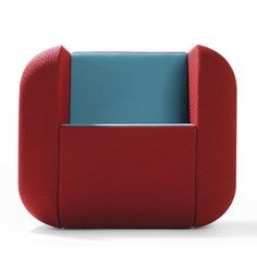 Apps by Richard Hutten for Artifort. Chairs that look like smartphone icons.