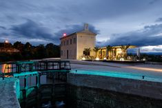 Canal du Midi (UNESCO) - Fonseranes - Enhancement of the 9 locks - France - 2017 #inca_architectes #gilles_marty #architecture #design #archdaily #archilovers #next_top_architects #elcroquis #amc_magazine #dezeen #modernarchitect #designboom #architizer #archello © Nicolas Castets