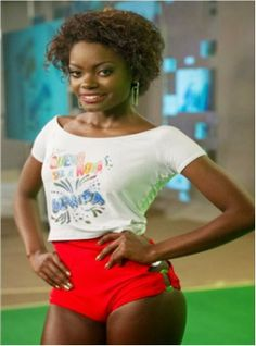 Meet Nayara. She recently won a contest among a group of Afro-Brazilian women to represent the Globo TV network as the Globeleza girl, a symbol of the arrival of Carnaval. Her story: http://wp.me/p1XDuf-4yp