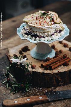 """Ein einfache und hübsche RezeptInspiration """"Camembert Törtchen"""" by LISA LIBELLE Rezept auf meinem Blog!"""