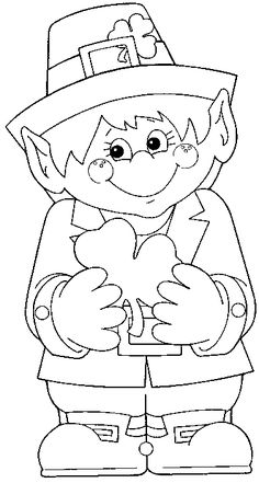 Here are the Popular Leprechaun Coloring Coloring Page. This post about Popular Leprechaun Coloring Coloring Page was posted under the Coloring Pages . March Crafts, St Patrick's Day Crafts, Daycare Crafts, Preschool Crafts, Colouring Pages, Coloring Pages For Kids, Coloring Sheets, Coloring Books, Hand Coloring