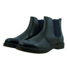 Stivaletti Uomo Scarpe Eleganti Casual Stivali Blu Nero eco Tronchetto eco pelle | eBay Triumph Scrambler, Rubber Rain Boots, Chelsea Boots, Shoes, Fashion, Moda, Zapatos, Shoes Outlet, Fashion Styles