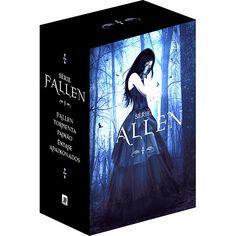 Americanas Livro - Box Série Fallen (5 livros) R$ 53,91