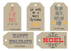 The holidays are a busy time of year, why not save your hand a few cramps and have your cards customized?