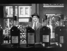 Ray Milland in Billy Wilder's The Lost Weekend, 1945.