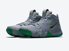 90f7388aae9 Nike Kyrie 4 City of Guardians (Parquet) Arriving Tomorrow