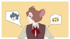 Disney Characters As Humans, Fictional Characters, Tom And Jerry Cartoon, Anime Version, Fandoms, Anime Kawaii, Memes, Characters, Human Being