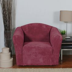 SureFit™ Hanover slipcover combines the same softness of stretch velvet with the gentle appearance of fully-threaded terry. Transform your room in seconds with the richness of Hanover slipcover. Tub Chair, Slipcovers, Cover Design, Beautiful Homes, Accent Chairs, Interior Design, Room Interior, Armchair, Upholstery