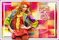 ASDwebdesigns - Bring color into your Life - Original by Kad's PSP Design