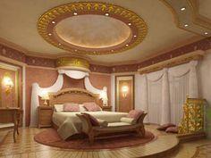 غرفه نوم فخمه