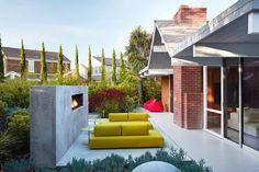 Klopf Architecture revamps mid-century modern Eichler home in California