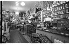 Victorian shop - general store, interior