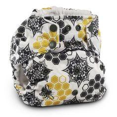 Rumparooz Cloth Diapers - Snap Prints
