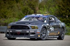 Performance Autosport Mustang RTR race car