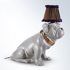 Lampe Bulldogge