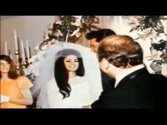 Elvis Presley - She Wears My Ring ( remixed- pure Elvis sound ) [ CC ] Priscilla Presley Wedding, Young Priscilla Presley, Elvis Presley Videos, Elvis Presley Family, Elvis And Priscilla, Elvis Presley Photos, Lisa Marie Presley, Miami Wedding Venues, Luxury Wedding Venues