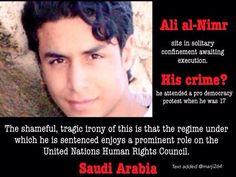 (1) Hashtag #FreeAliAlNimr no Twitter