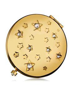 2014 Estée Lauder Limited Edition Glittering Stars Powder Compact