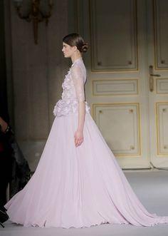 Charlotte Dellal (Charlotte Olympia designer) in her Giambattista ...