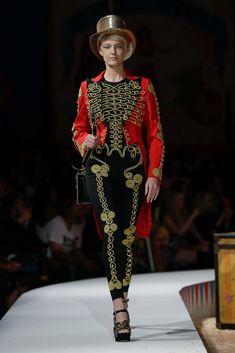 1ee2fda19 Moschino Spring 2019 Menswear Fashion Show Collection  See the complete  Moschino Spring 2019 Menswear collection