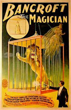 Bancroft #posters #vintage