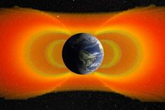 Earth's Radiation Belts' Reaction to Injection of Electrons Visualized