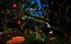 Play with light in your Night Garden