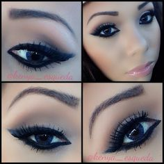 ♥♥I am absolutely in love with this look it's not for me tho....