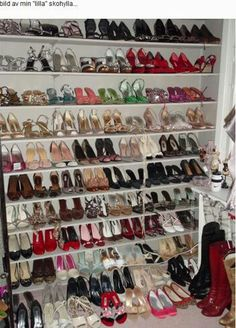 Room for shoes