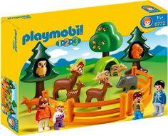 PLAYMOBIL 1.2.3 Forest Animal Park PLAYMOBIL® http://www.amazon.com/dp/B004LLVHAG/ref=cm_sw_r_pi_dp_DgNEub0EP3E6W