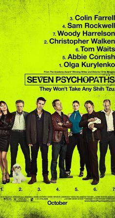 Seven Psychopaths (2012) - IMDb