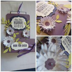 ein Geschenk zum Geburtstag- eine Money Roll Box. nach einer Idee von hier: simply-tya.blogsp...