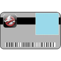 Ghostbusters Costume ID Card Cosplay Badge Patch From the Identity Props Store