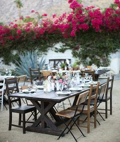 Rustic Themed Table