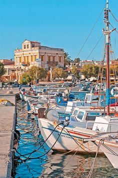Aegina island, Greece Travel and see the world Mykonos, Santorini, Croquis Architecture, Places To Travel, Places To See, Places Around The World, Around The Worlds, Places In Greece, Greece Islands