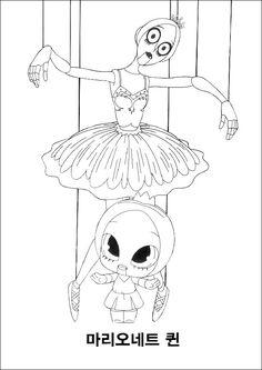 신비아파트 마리오네트 퀸 색칠 - Google 검색 Jurassic Park Party, Art For Kids, Snoopy, Sketches, Anime, Fictional Characters, Google, Coloring, Education
