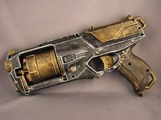 Steampunk Nerf StrongArm   Nerf, Steampunk and Etsy