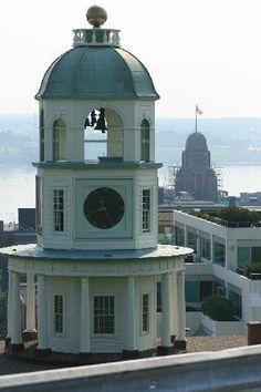 Clock Tower, Halifax, Nova Scotia