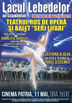 Sambata, 17 Octombrie 2015, ora 19:00, Cinema Patria, Bucuresti