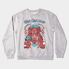 Shop Coral Moonlit - Goddess of Dreams Black Girl Magic black girl magic crewneck sweatshirts designed by kenallouis as well as other black girl magic merchandise at TeePublic.