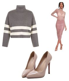 """""""Untitled #4791"""" by clarry-sinclair ❤ liked on Polyvore featuring New Look and WithChic"""