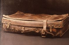 Marilyn Levine. Spot's Suitcase. 1985.