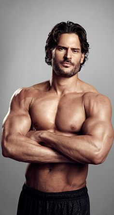 Joe Manganiello by Patrick Hoelck