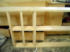 Loft Beds With Bookshelf Ladders : 14 Steps (with Pictures) - Instructables Ladder Bookshelf, Bookshelves, Combination Ladders, Solid Wood Bunk Beds, Plywood Panels, Project Board, New Room, Bed Frame, Loft Beds