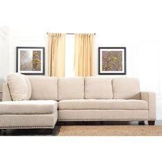 Sammlung Von Abbyson Living Sectionals Kommode Gute Qualität Der  Materialien Wurde Eingerichtet, Um Zu Entspannen
