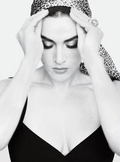 Kate Winslet - V #73 by Mario Testino, Fall 2011