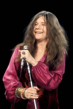 soundsof71: Janis Joplin on The Ed Sullivan Show, 1969, by Jim Cummins