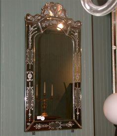 murano glass mirrors images | Murano Glass Mirror image 3