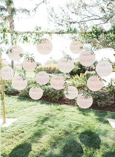 Inspired By This Kevin Manno & Ali Fedotowsky's Wedding - - The once Bachelorette is a bachelorette no more! How sweet it is to share Kevin Manno & Ali Fedotowsky's Wedding on Inspired by This today! Or should we say, dream wedding! Reception Seating, Seating Plan Wedding, Wedding Table, Rustic Wedding, Trendy Wedding, Seating Plans, Outdoor Wedding Seating, Wedding Ceremony, Wedding Seating Charts