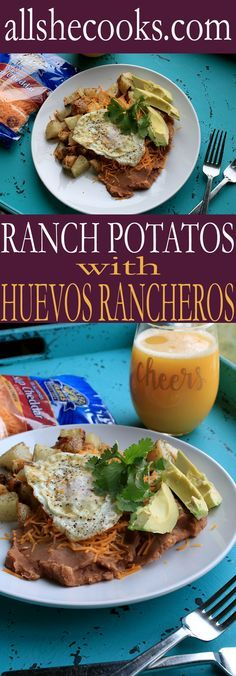 Enjoy Huevos Rancher